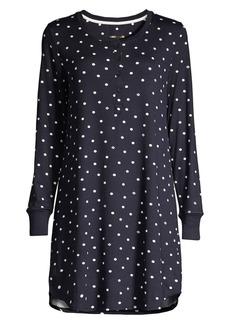 Kate Spade Polka Dot Sleepshirt