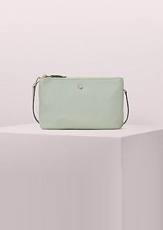 Kate Spade polly medium double gusset crossbody