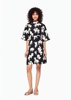 posy floral swing dress