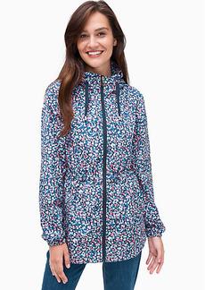 Kate Spade Printed Packable Jacket