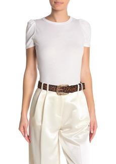 Kate Spade Puffed Short Sleeve T-Shirt