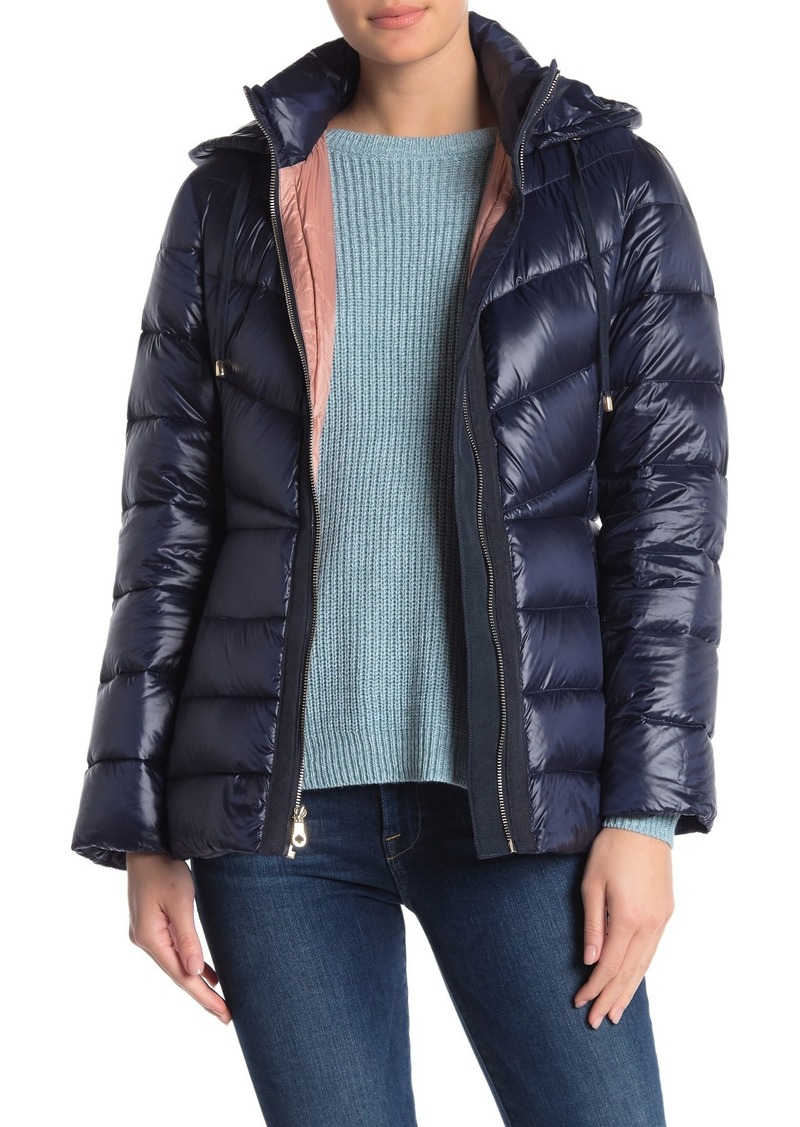 Kate Spade Quilted Down Puffer Jacket