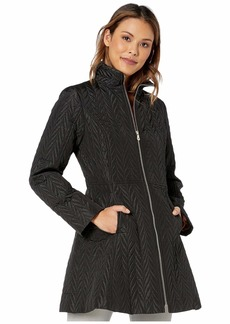 Kate Spade Quilted Long Jacket