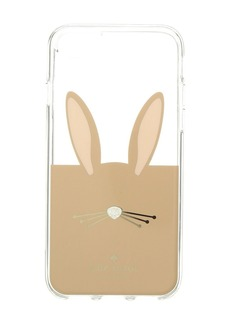 Kate Spade Rabbit Phone Case for iPhone 8
