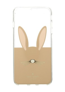 Kate Spade Rabbit Phone Case for iPhone 8 Plus