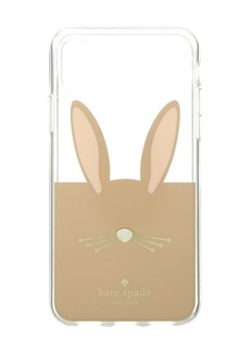 Kate Spade Rabbit Phone Case for iPhone X