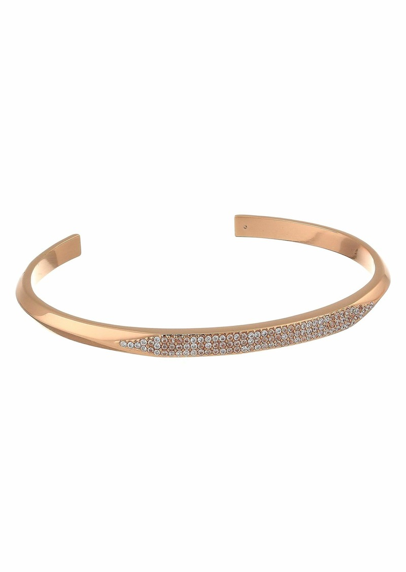 Kate Spade Raise The Bar Pave Cuff