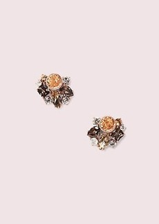 Kate Spade reflecting pool cluster studs
