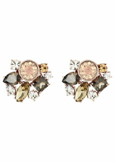 Kate Spade Reflecting Pool Cluster Studs Earrings