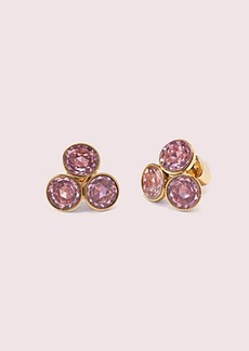Kate Spade reflecting pool small cluster studs