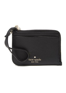 Kate Spade Rima Leather Card Case Wristlet