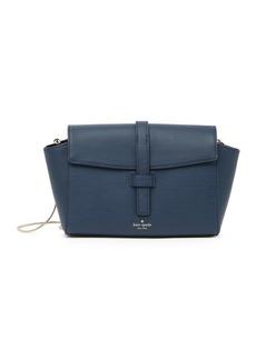 Kate Spade riverside street emmie embossed leather crossbody bag