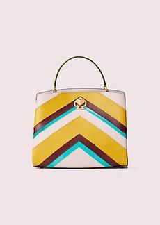 Kate Spade romy intarsia medium satchel