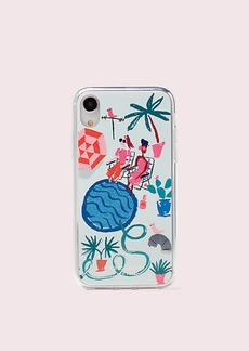 Kate Spade rooftop stunning iphone xr case