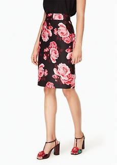 rosa pencil skirt