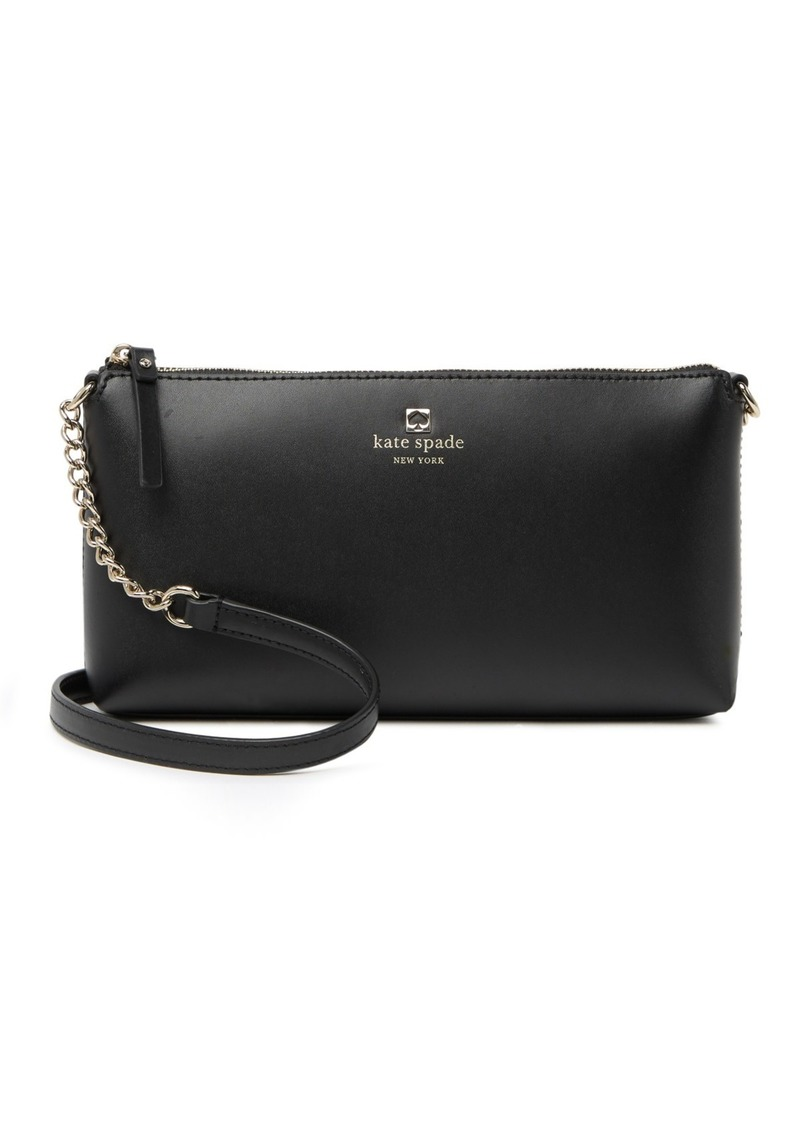 Kate Spade Sawyer Street Declan Leather Crossbody Bag