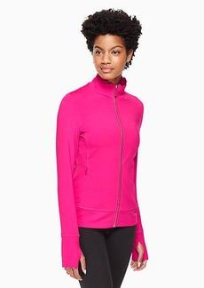 Kate Spade scallop jacket