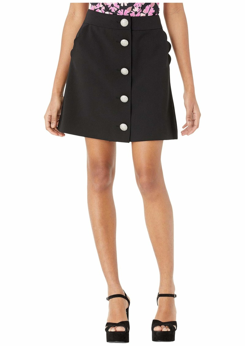 Kate Spade Scallop Pocket Skirt