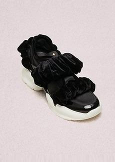 Kate Spade scrunchie sneakers