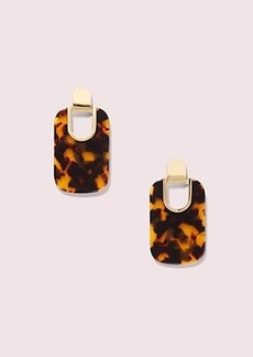 Kate Spade sedgewick statement earrings