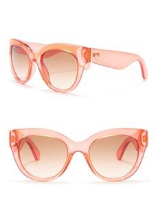 Kate Spade sharlot 51mm cat eye sunglasses