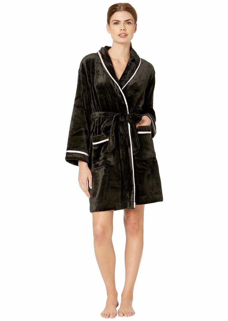 Kate Spade Shawl Collar Robe