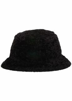 Kate Spade Shearling Bucket Hat
