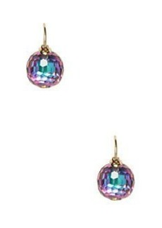 Kate Spade shine on bauble drop earrings