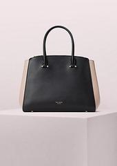 Kate Spade shirley large double-zip satchel