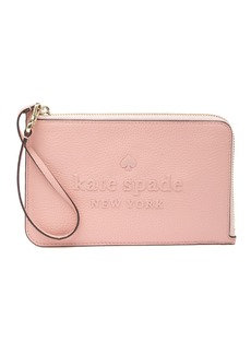 Kate Spade Sienne Medium Leather Wristlet