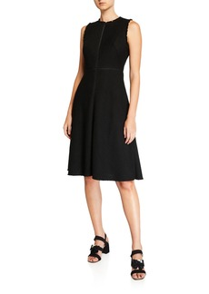 Kate Spade sleeveless tweed dress