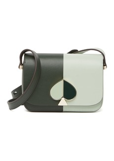 Kate Spade small nicola colorblock leather shoulder bag