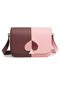Kate Spade small nicola colorblock leather shoulder bag