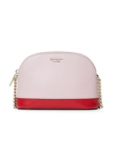 Kate Spade Small Spencer Dome Leather Crossbody Bag
