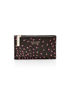 Kate Spade Small Sylvia Meadow Bi-Fold Wallet