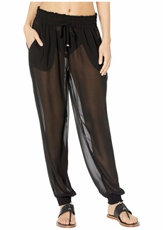 Kate Spade Solids Cover-Up Pants