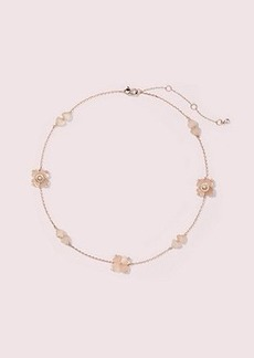 Kate Spade spade flower necklace
