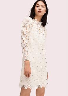 Kate Spade spade lace mini dress