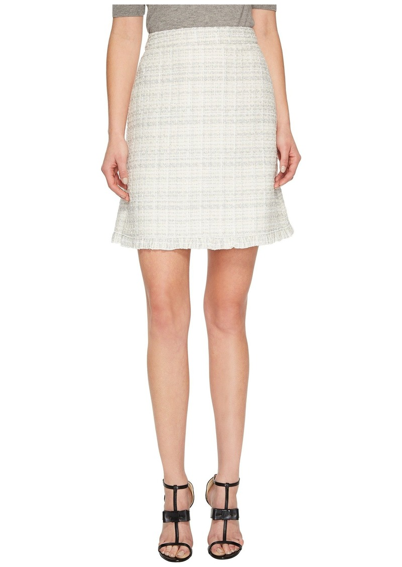 5ed06155d26072 Kate Spade Sparkle Tweed Skirt Now $74.99