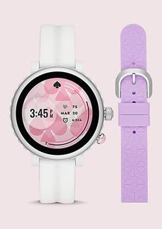 Kate Spade sport smartwatch gift set