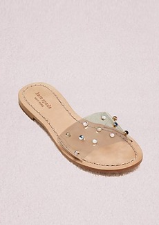 Kate Spade stacie slide sandals