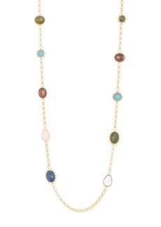 Kate Spade station scatter necklace