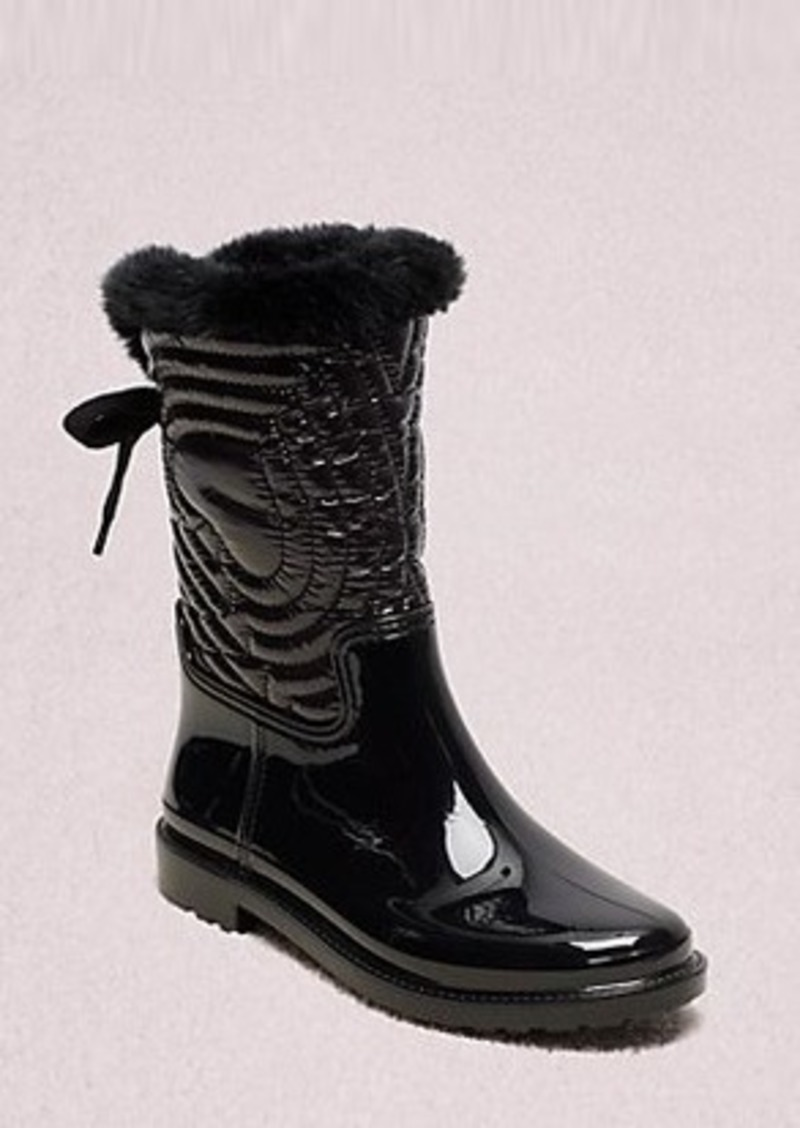 Kate Spade stormy boots