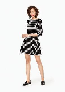 stripe essential dress