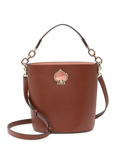 Kate Spade suzy leather bucket bag