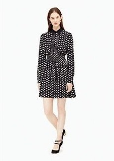 swans shirtdress