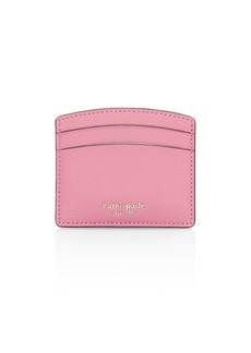 Kate Spade Sylvia Leather Card Holder