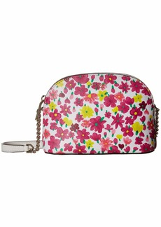 Kate Spade Sylvia Marker Floral Small Dome Crossbody