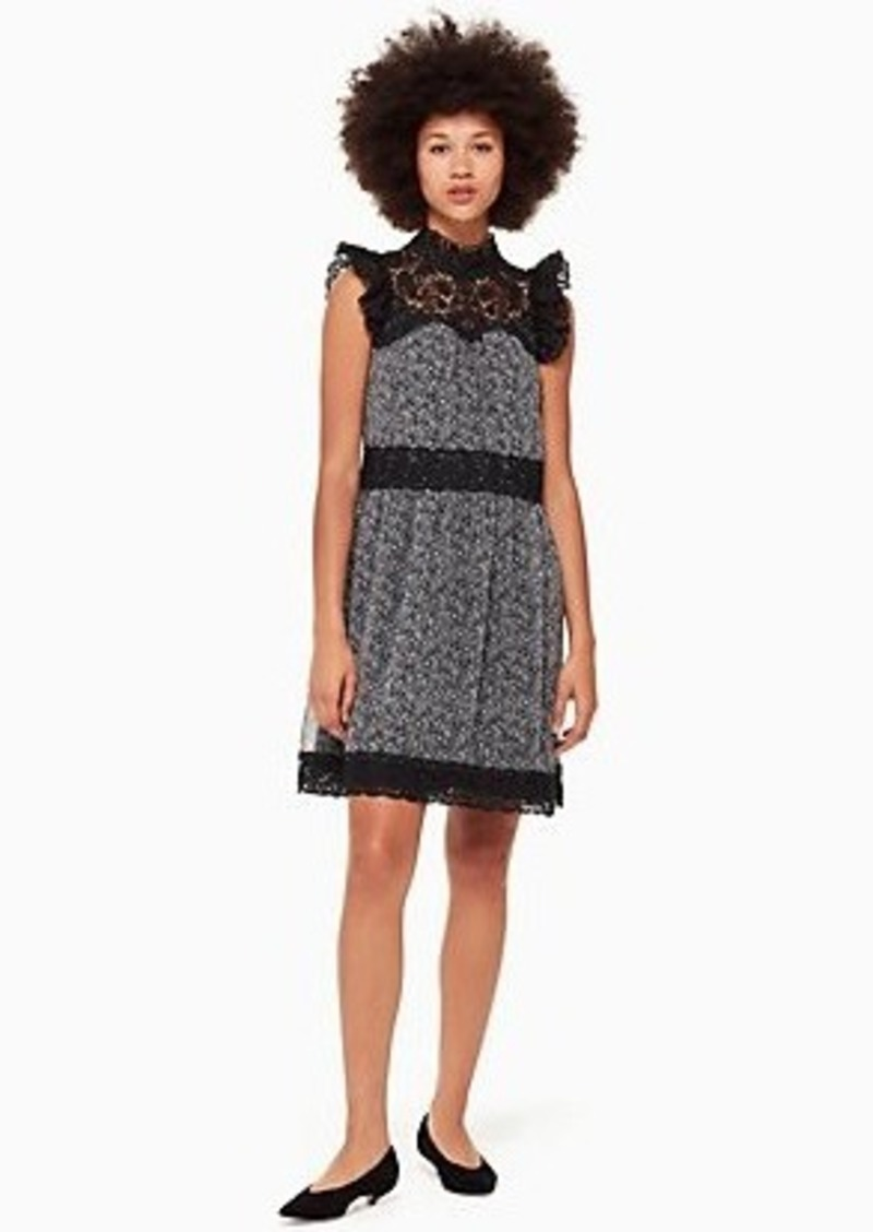 Kate Spade teeny flora mini dress