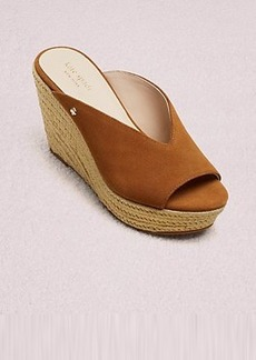 Kate Spade thea wedge sandals
